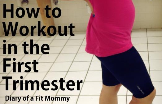 How To Workout In The First Trimester Of Pregnancy