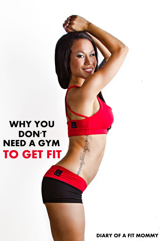 Diary of a Fit MommyWhy You Don't Need a Gym (to Get Fit ...