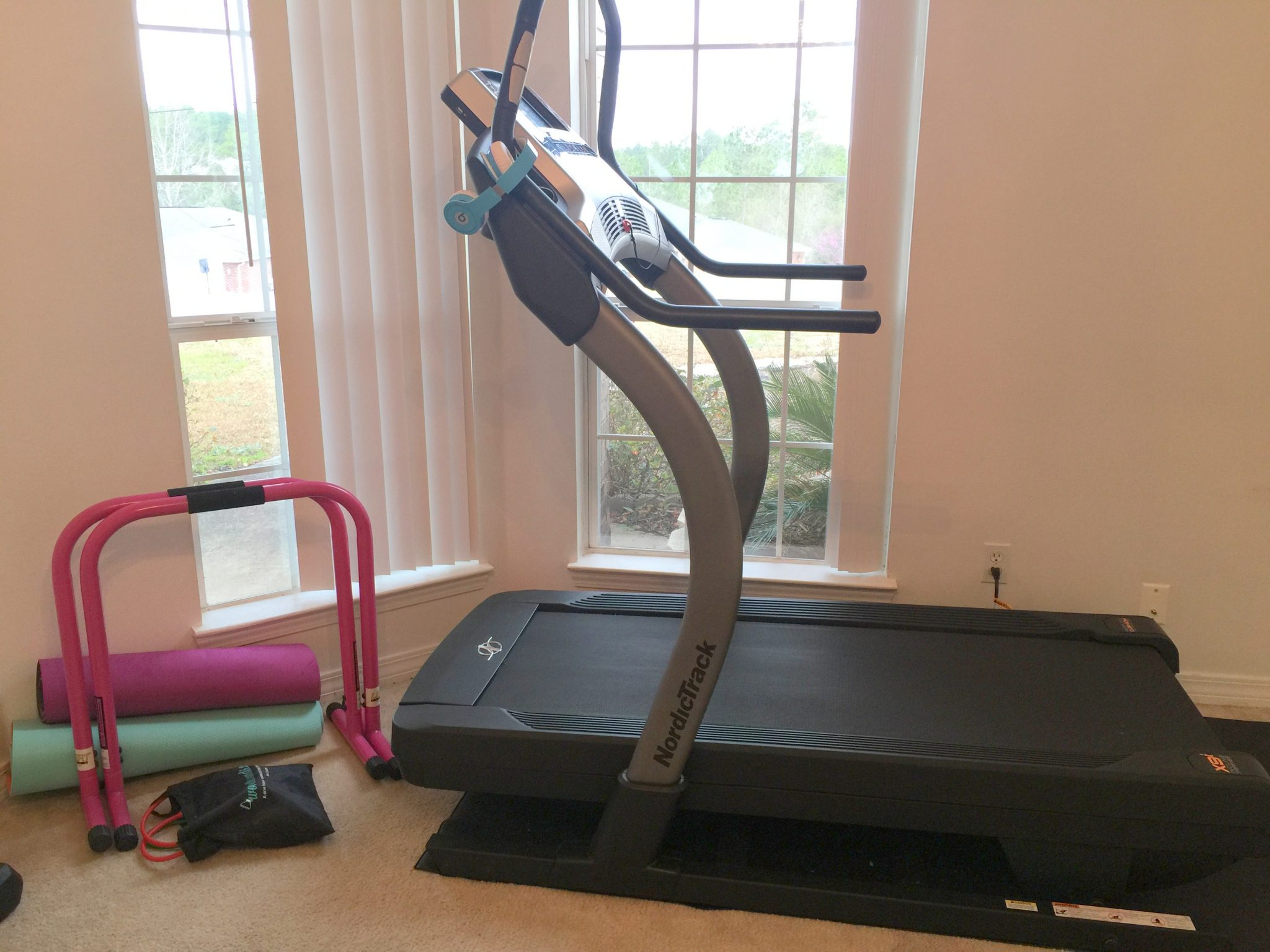 Diary of a fit mommyhow to build your own home gym