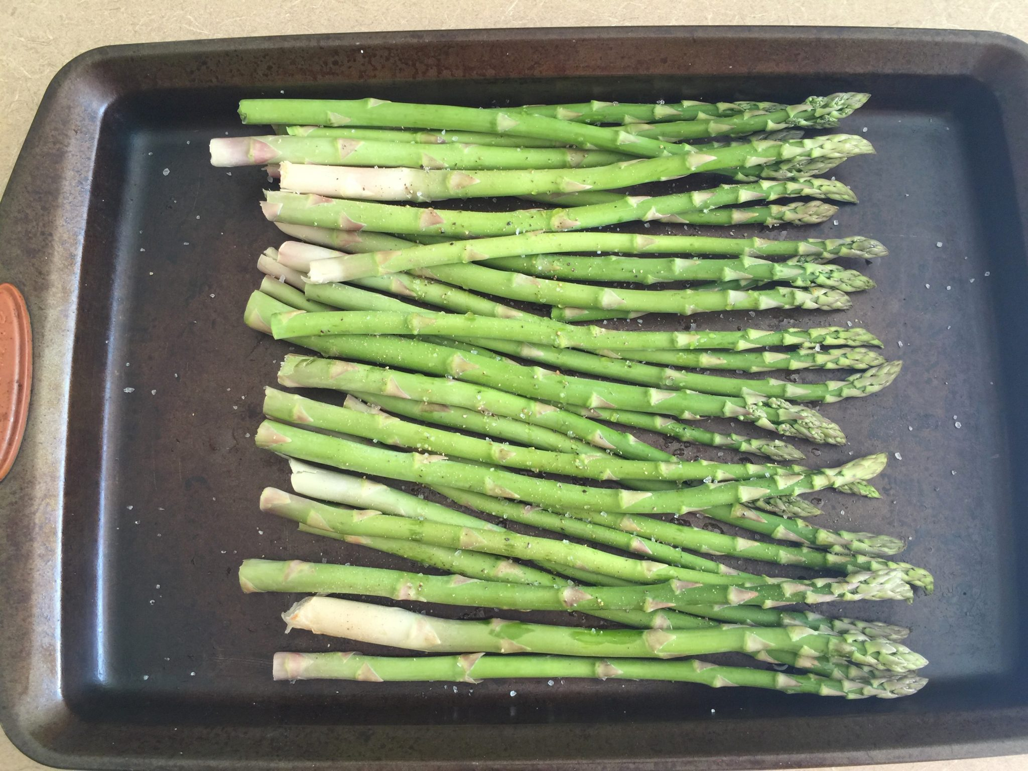 I Cooked The Fish Frozen At 375 For 15 Minutes And The Asparagus Actually  Cooked With It At The Same Time Bonus!