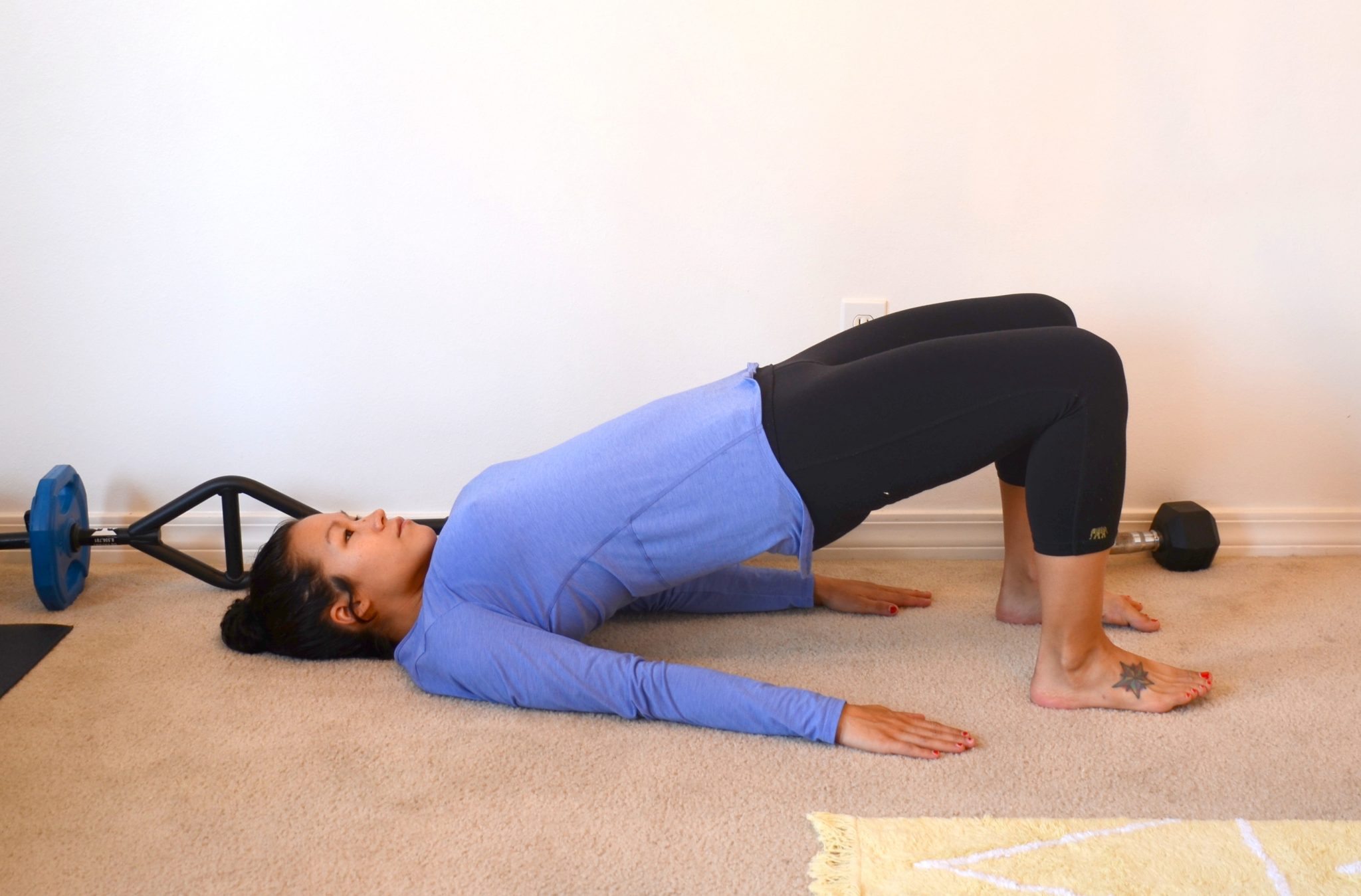 diary of a fit mommy9 exercises that can be done during the 6 week