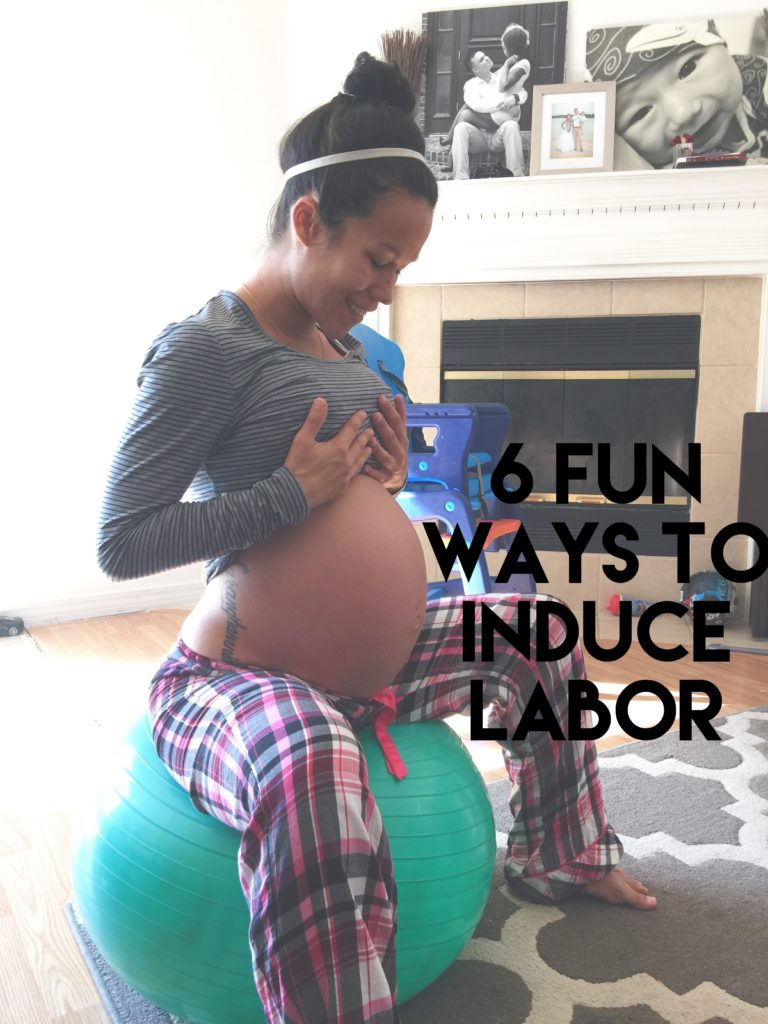 Natural Ways To Bring On Labour At Home