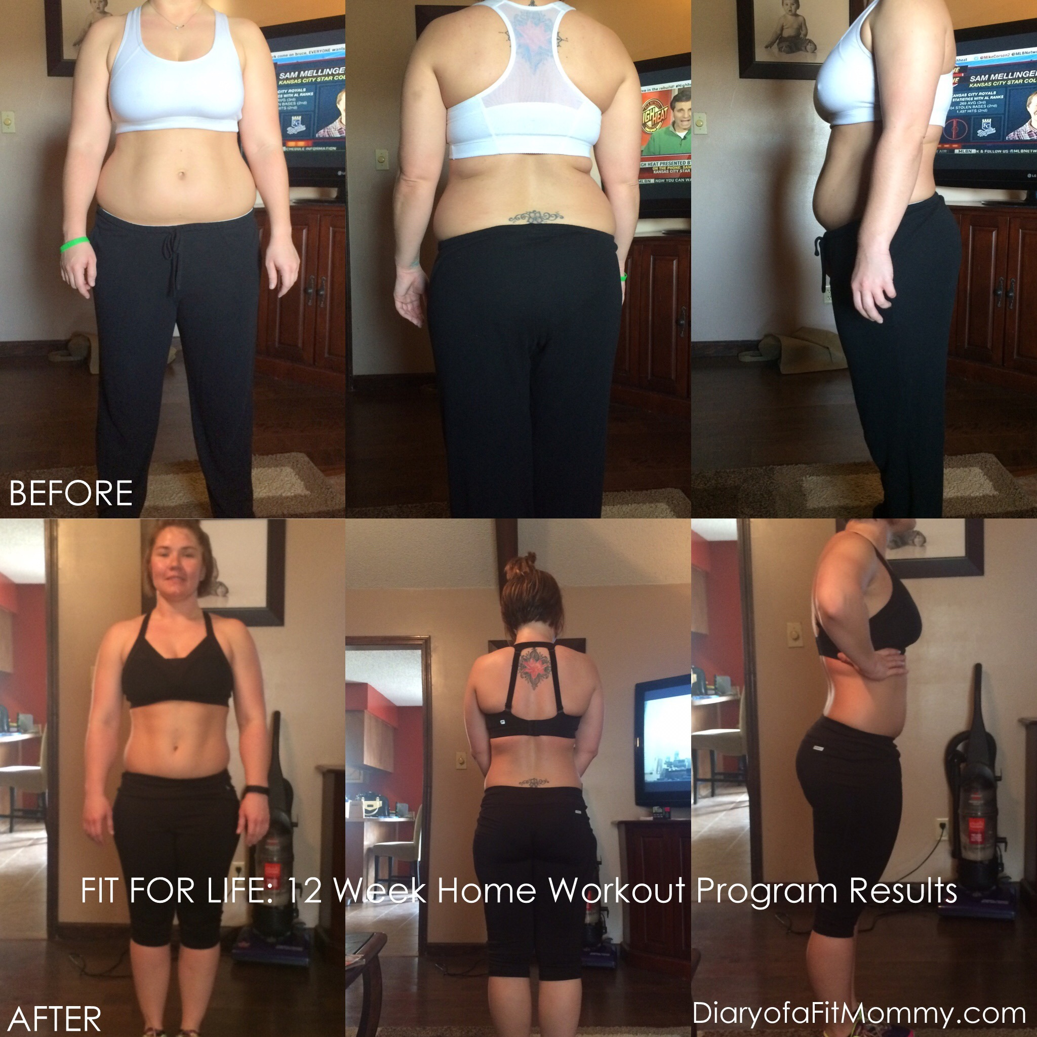 Diary of a Fit MommyHOW TO TIGHTEN LOOSE SKIN AFTER WEIGHT ...