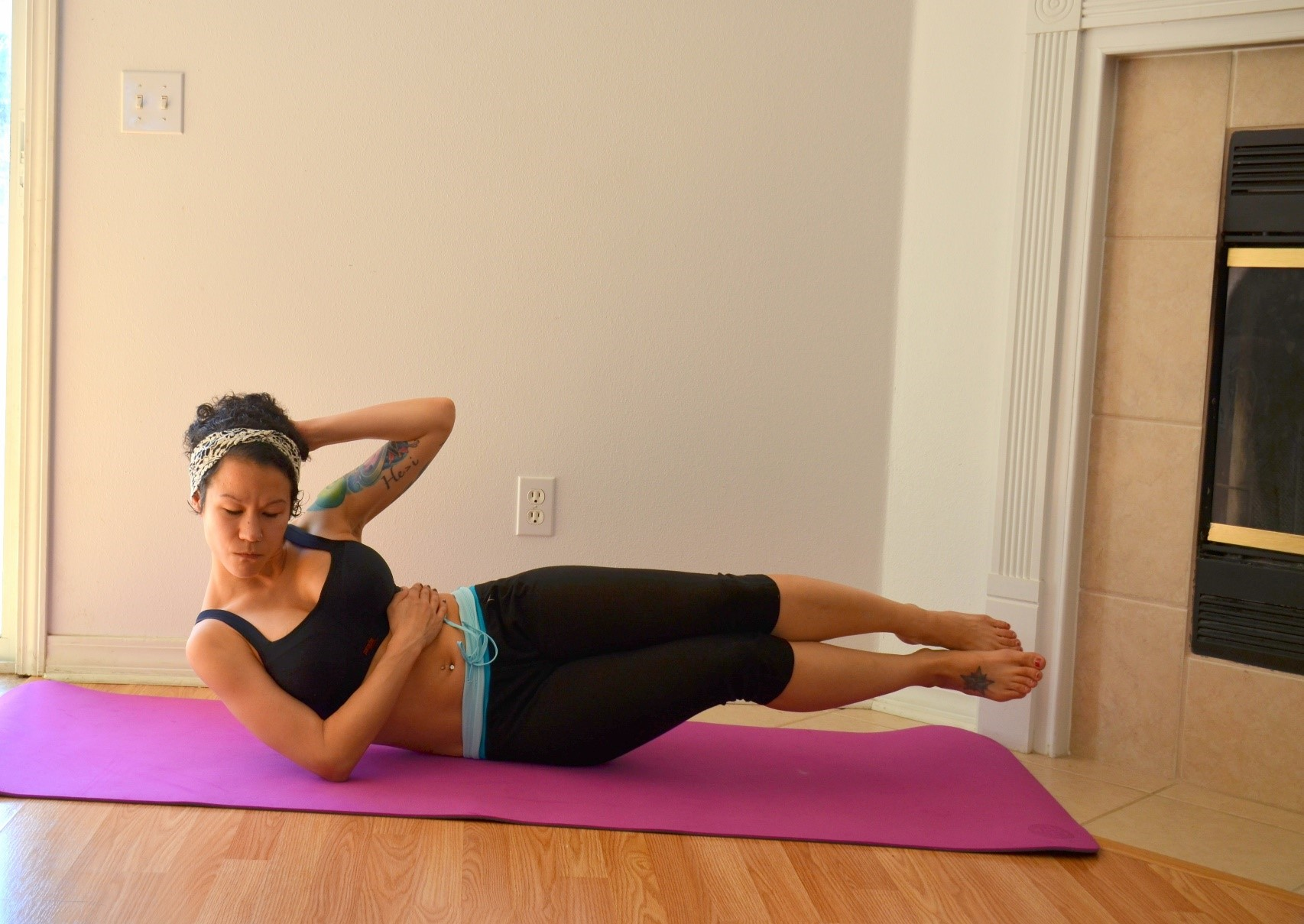 Diary of a Fit MommyThe Abs After Baby Workout Program ...