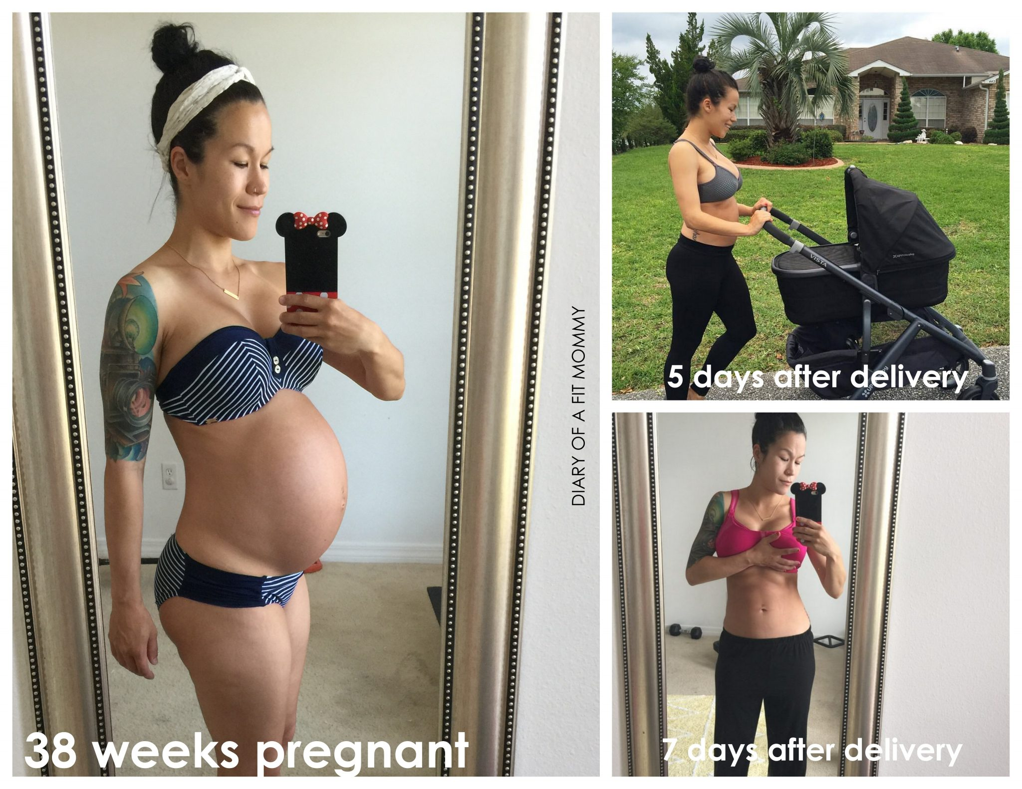 Diary Of A Fit Mommyfit Pregnancy Healing Diastasis Recti