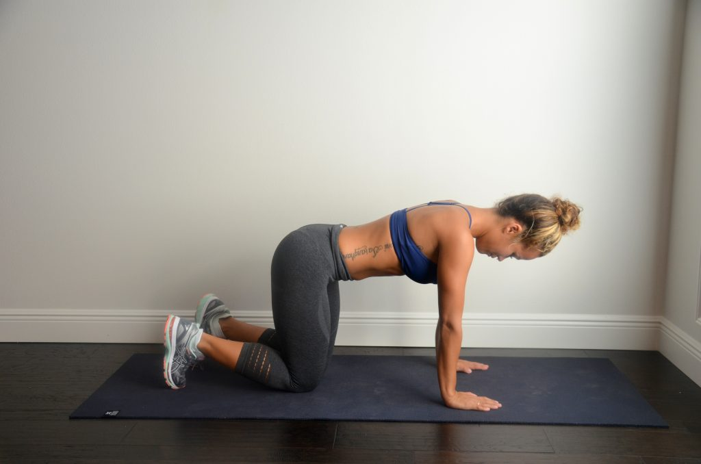 Diary Of A Fit Mommy7 Moves To Get Rid Of Saddlebags