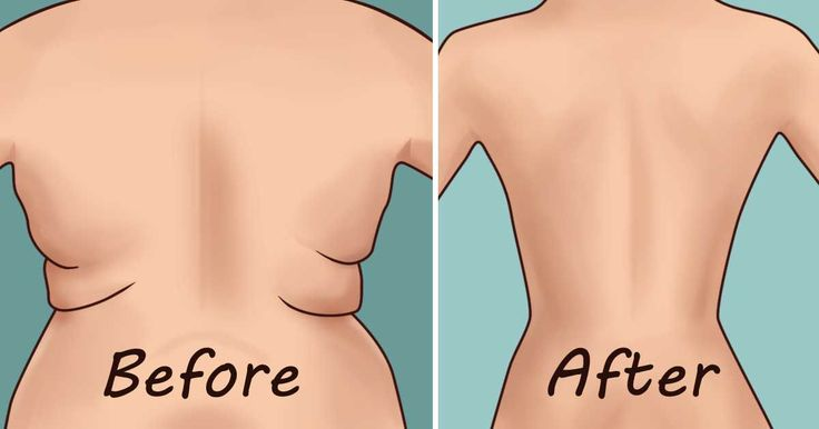 Weight loss after liver flush
